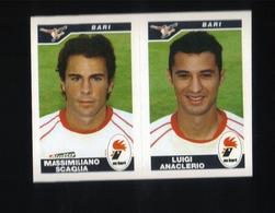 Calciatori Panini 2004-2005 - Bari - Panini