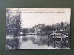 SEDAN- Pont De Soissons ... - Sedan
