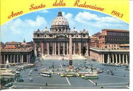 Anno Santo Delle Redenzione - Viaggiata 1983 - Altri