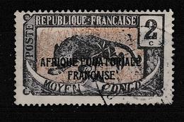 CONGO YT 73 Oblitéré - Congo Français (1891-1960)