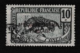 CONGO YT 76 Oblitéré - Congo Français (1891-1960)