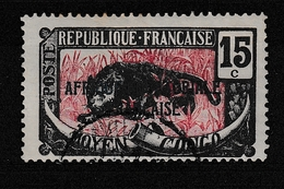 CONGO YT 77 Oblitéré - Used Stamps