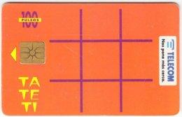 ARGENTINIA A-072 Chip Telecom - Used - Argentina