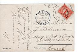 Langebalk Veldpost *12* - 31.XII.14 - Eersel - Postal History