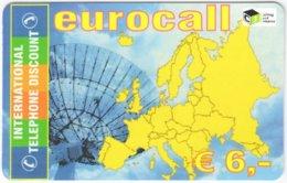 AUSTRIA G-217 Prepaid ITD - Map, Europe - Used - Austria
