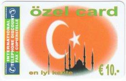 AUSTRIA G-229 Prepaid ITD - Symbols Of Turkey - MINT - Austria