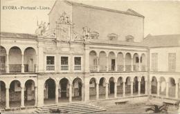 Portugal - Evora - Liceu - Evora