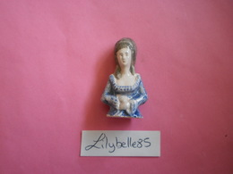 Feve Ancienne Artisanale - MARQUISE - MH - MOULIN A HUILE ( Feves Figurine Miniature ) - History