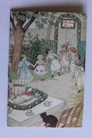 Petit Calendier 199O Offert Par La Potee Fleurie La Chapelle Sous Aubenas 07200 Petit Livret 6 Pages - Calendriers
