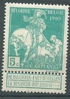Belgique N°  90 **    -  Aab 26311 - 1910-1911 Caritas