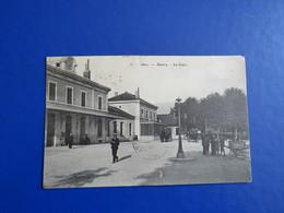 1622 - ANNECY - La Gare - Annecy-le-Vieux