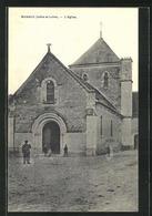 CPA Barrou, L`Eglise,  Vue De L'Église - Unclassified