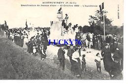 Austruy Rety Beatification  De Jeanne D'arc 10 Octobre 1909 L'apotheose - France