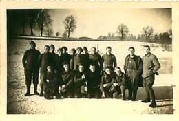 250320C - PHOTO GUERRE Militaire Camp De Prisonnier De Guerre Stammlager Stalag IB HOHENSTEIN 168 GEPRU - Guerra, Militari