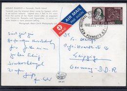 NOUVELLE ZELANDE 1969 - Nouvelle-Zélande