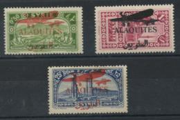 Alaouites (1929) PA 14 A16 (charniere) - Neufs