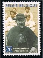 Année  2009 - COB 3969** - Canonisation Du Père Damien - Cote 3,70€ - Unused Stamps