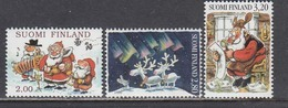 Finland 1996 - Christmas, Mi-Nr. 1365/67, MNH** - Finland