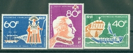 POLYNESIE - P A  22** MNH à N° 24** MNH LUXE FRAICHEUR POSTALE - Unused Stamps