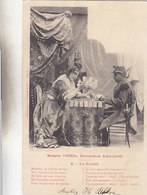 Die Wahrsagerin/Kartenleserin - 1903     (A-201-191115) - Playing Cards