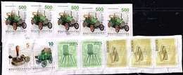 Ungarn 2006/11/18,Michel# 5106 A, 5498, 5893, 5894, 5971 O - Ungarn