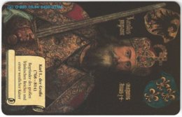 GERMANY O-Serie B-745 - 860 05.94 - History, Emperor, Kings And Other Leaders - MINT - Deutschland