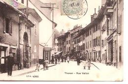HS2 THONON Rue Vallon - Thonon-les-Bains