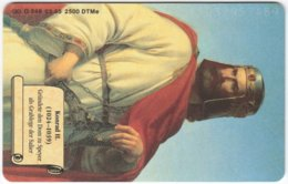 GERMANY O-Serie B-754 - 546 03.95 - History, Emperor, Kings And Other Leaders - MINT - Deutschland