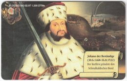 GERMANY O-Serie B-769 - 043 02.97 - History, Emperor, Kings And Other Leaders - MINT - Deutschland