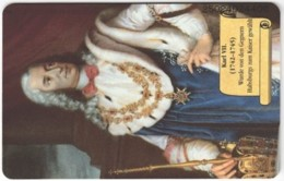 GERMANY O-Serie B-781 - 1291 08.95 - History, Emperor, Kings And Other Leaders - MINT - Deutschland