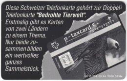 GERMANY O-Serie B-808 - 754 05.94 - Collection, Phonecard / Animal, Bird, Eagle - MINT - Deutschland