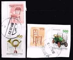 Ungarn 1999/18,Michel# 4561 I, , 5898, 5065 A, 5971 O - Ungarn