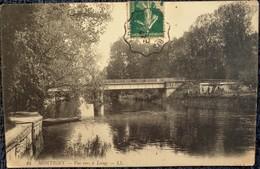 Montigny - Vue Vers Le Loing . - Montigny Le Bretonneux