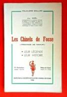Les Chinels De Fosse/ Folklore Wallon /1956 - Bücher, Zeitschriften, Comics