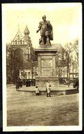 ANTWERPEN - ANVERS - Groenplaats, Standbeeld RUBENS - Place Verte, Statue RUBENS - Circulé - Circulat. - Gelaufen -1923. - Antwerpen