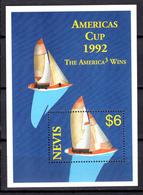 1993 - NEVIS - Catg. Mi. BF 58 - NH - (MO2020.12) - Central America