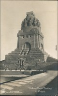 Ansichtskarte Leipzig Fotokarte 100 Jahre Völkerschlacht - Denkmal 1913  - Leipzig