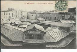 PYRENEES ORIENTALES : Perpignan, Panorama Du Marché - Perpignan