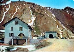 05 - Col Du Galibier - Le Chalet Et Le Tunnel - Francia