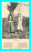 A817 / 595 COUPLE La LIAUDAINE - Folklore - Couples