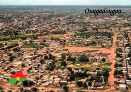 1 AK Burkina Faso * Blick Auf Die Hauptstadt Ouagadougou - Luftbildaufnahme * - Burkina Faso