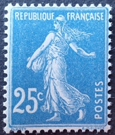 R1513/219 - 1907 - TYPE SEMEUSE FOND PLEIN - N°140e (II) NEUF** - 1906-38 Sower - Cameo