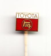 TOYOTA-ENAMEL - Toyota
