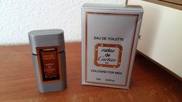 ACHAT IMMEDIAT;;;;MINIATURE SANTOS DE CARTIER 4 ML EAU DE TOILETTE - Miniatures Men's Fragrances (in Box)