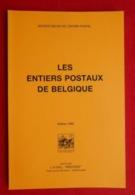"""Catalogue """"Les Entiers Postaux De Belgique"""" 1990 - Belgique"""
