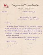 76-Compagnie Générale Transatlantique.Le Havre..(Seine-Maritime)..1914 - Transports