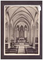 GRÖSSE 10x15cm - MOUTIER - EGLISE CATHOLIQUE - TB - VD Waadt