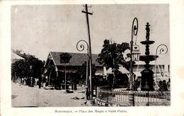 Place Des Moges à Saint Pierre - Other