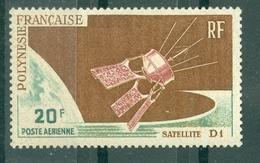 POLYNESIE - P A  N° 19** MNH LUXE FRAICHEUR POSTALE - Unused Stamps