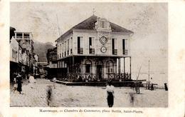 Chambre De Commerce, Place Bertin à Saint Pierre - Other
